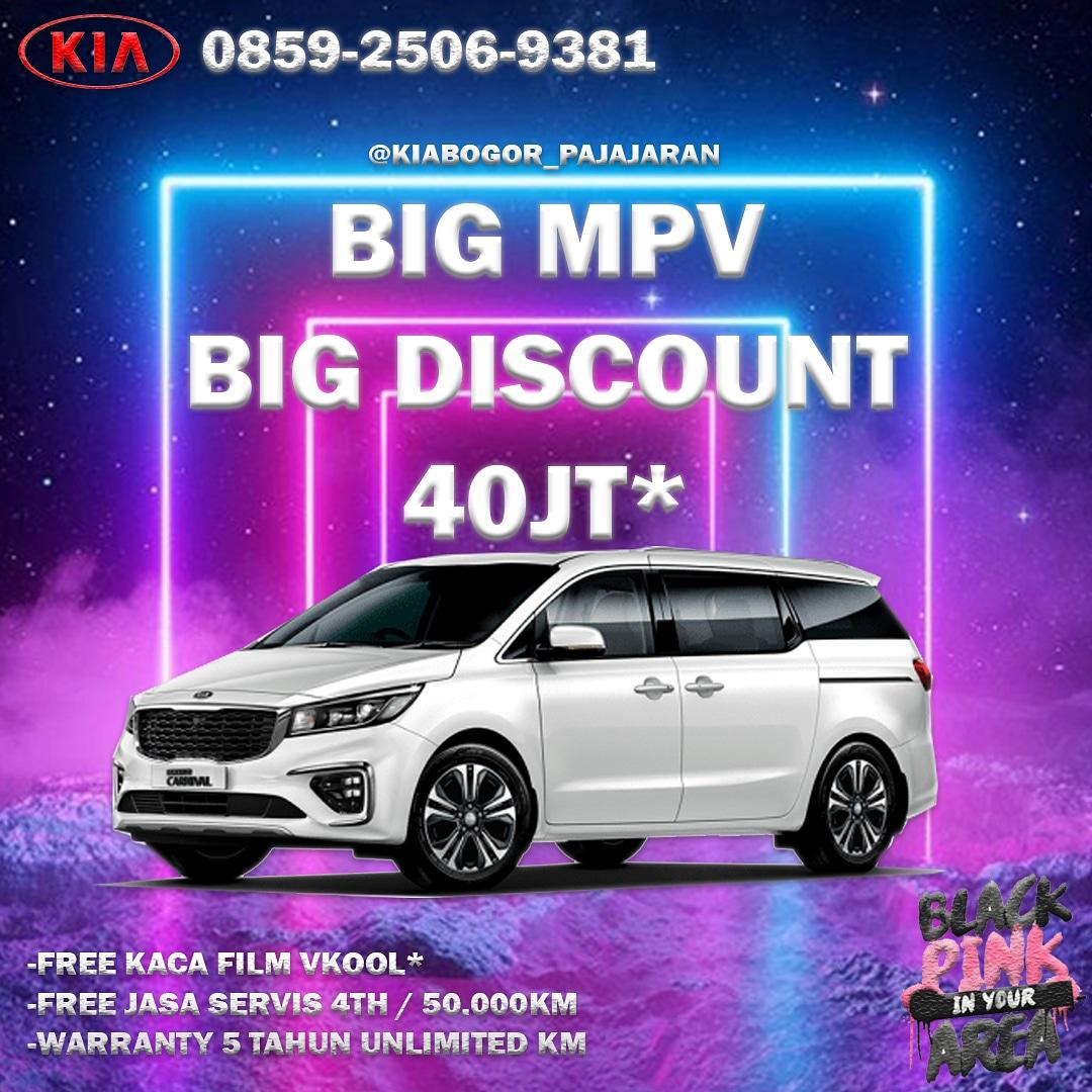 Promo Big Diskon Kia Mpv Stephen Kia Bogor