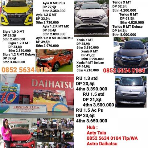 Anty Daihatsu Manado Promo Dan Harga Mobil Daihatsu 2021