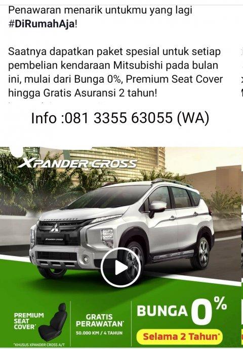 Taufiq Mitsubishi Surabaya Promo Dan Harga Mobil Mitsubishi 2020