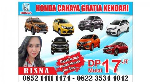Risna Honda Kendari Promo Dan Harga Mobil Honda 2021