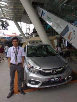 Itzar Honda Lamongan