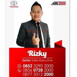 Rizky Toyota Kediri - Toyota Surabaya Jawa Timur