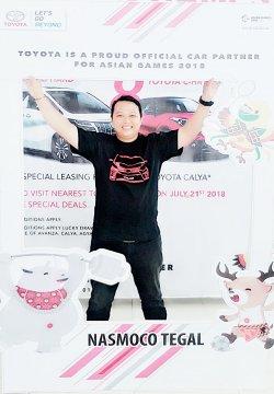 Arif Toyota Slawi - Toyota Slawi Jawa Tengah