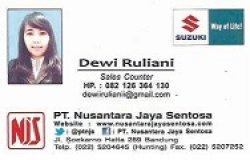 Dewi Suzuki Bandung - Suzuki
