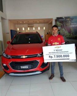 Rafid Chevrolet Jakarta Pusat - Chevrolet Jabodetabek