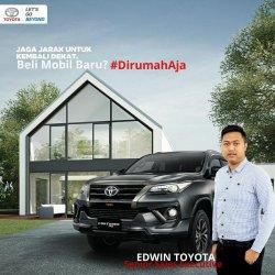 Edwin Toyota Karawang