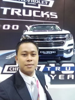Nanang Chevrolet Jakarta Barat