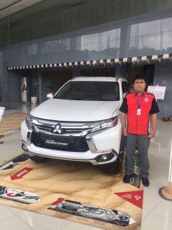 Sandy Mitsubishi Jakarta Selatan