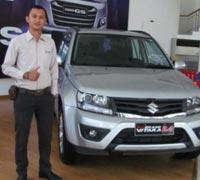 Iqbal Sales Dealer Suzuki Semarang
