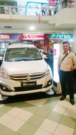Warsito Sales Dealer Suzuki Jakarta Selatan