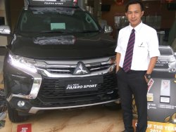 Stevanus Sales Dealer Mitsubishi Jakarta Selatan