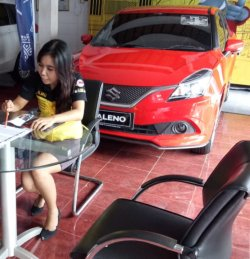 Putu Suzuki Denpasar - Suzuki Bali