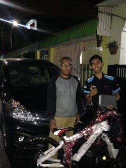 Achmad Suzuki Jakarta Barat