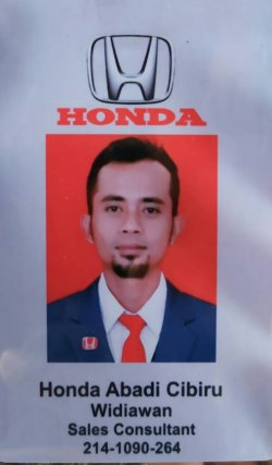 Widiawan Honda Bandung