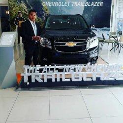 Dodi Sales Chevrolet Jakarta Selatan