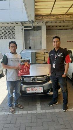 Candra Honda Solo Surakarta - Honda Solo Jawa Tengah