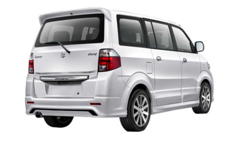 Suzuki APV Luxury 17 AT Airbag