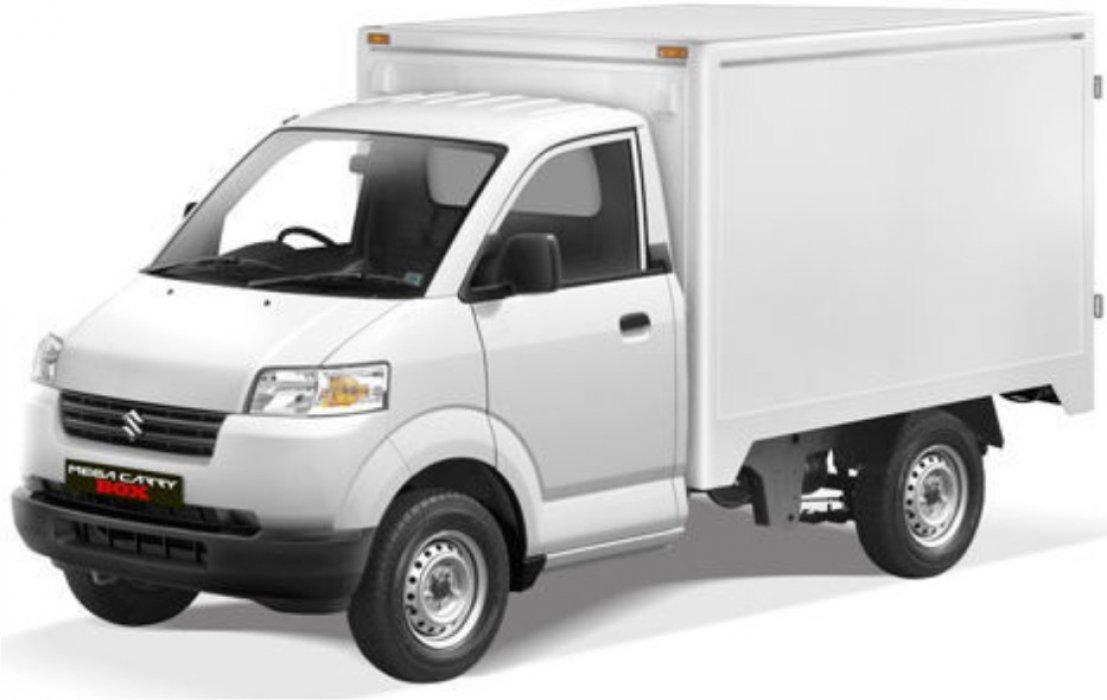 Suzuki Apv Box 1 5 Jual Mobil Baru