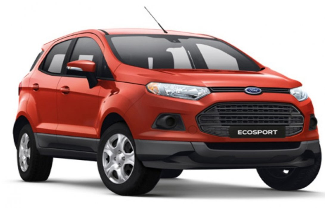 ford new ecosport trend 1 5l mt jual mobil baru. Black Bedroom Furniture Sets. Home Design Ideas
