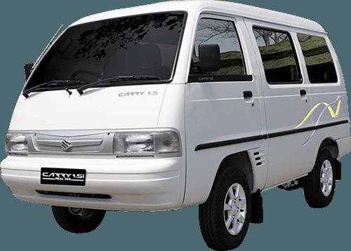 Suzuki Carry Real Van GX